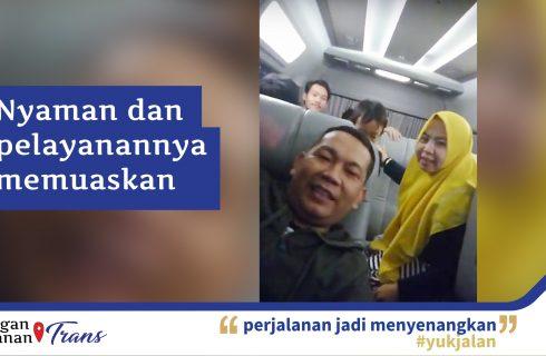 Testimoni Takatrans Agustus 2019 Cirebon 01 2019