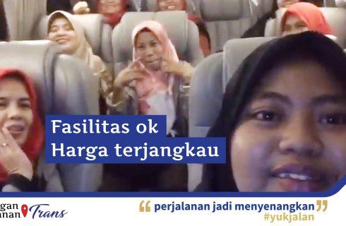 Testimoni Takatrans Juni 2019 Cirebon 01 2019 - Fasilitas ok Harga terjangkau