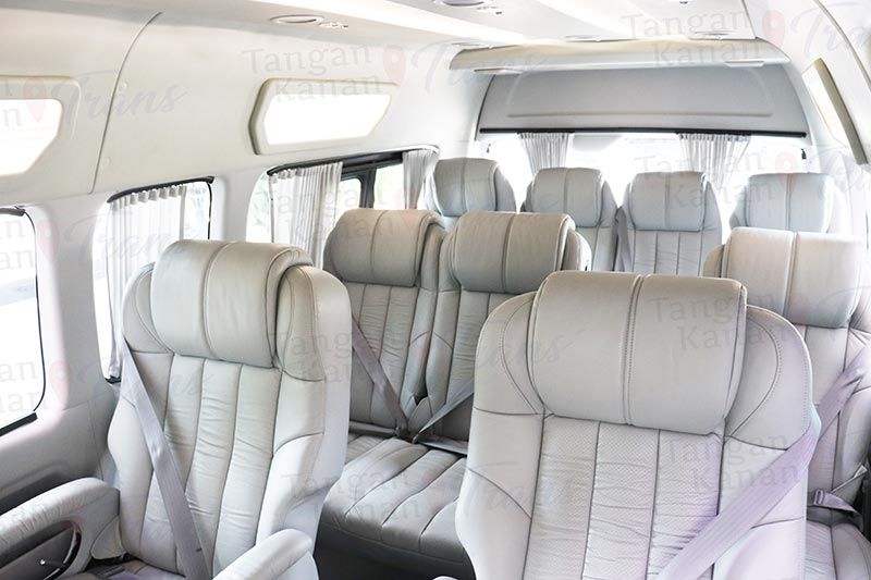 takatrans Sewa hiace Grand luxury - Interior Page home 05